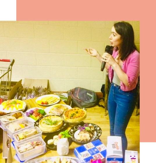 Community Nutrition Talks - Aoife Deane Cork